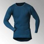 PORTLAND - Arctex-Hemd Morgan Mills, blau