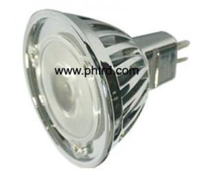 China LED Spotlights PHT-MR16-1W/3W-B on sale