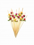 Bamboo Products bamboo art skewer-flower
