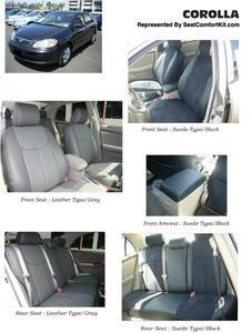 China Toyota Corolla 09 10 11 Leather Cover & Interior on sale