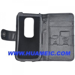 China HTC leather case #2 for HTC EVO 3D on sale