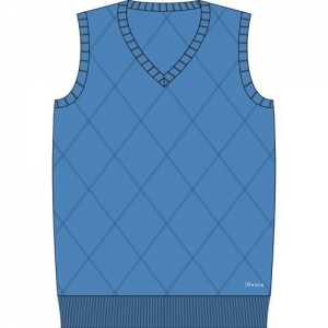 China Men's Sweater Vest on sale