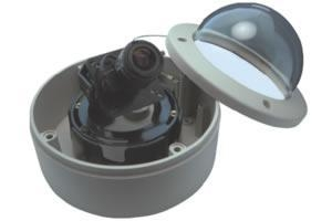 China Professional CCTV CX-VFVD-540 Vari -focal Vandal Resistant Dome Camera on sale