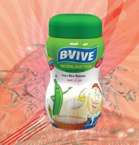 China B-VIVE Natural Baby Food on sale