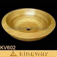 China Bamboo Sink Olive KV602 on sale