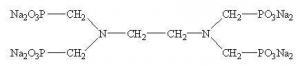 China Ethylene Diamine Tetra (Methylene Phosphonic Acid) Sodium (EDTMPS) on sale
