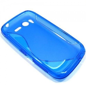 China TPU gel Case for HTC Desire S on sale