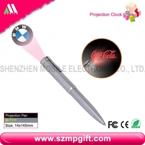 China LED Logo Projector Pen on sale