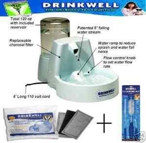 China FARM ~N~ PET COMFORT DRINKWELL ORIGINAL FOUNTAIN STARTER KIT on sale