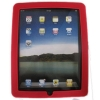 China Red Silicone Gel case cover for iPad for sale