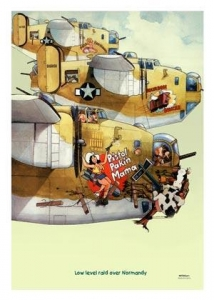 China Greeting Cards B-24 Liberator Greeting / Note Card on sale