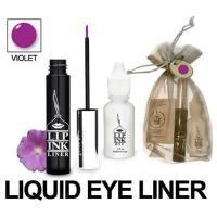 China EYES Liquid Eye Liner Violet on sale
