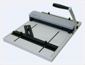 China Creasing Perforating Machine GPM 315 on sale