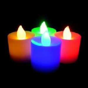 China Battery operated led candle on sale
