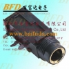 China Phone jack-Audio connector for sale