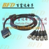China VGA video cable for sale