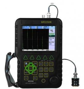 China Portable Ultrasonic Flaw Detector MFD350B supplier