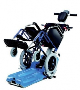 China Wheelchair Stair Climber Roby Wheelchair Stair Climber Home Elevator Lift on sale