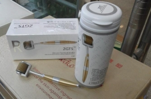 China ZGTS derma roller ZGTS derma roller 192 needles titanium derma roller CE on sale