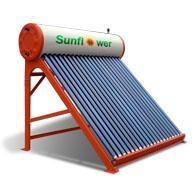 China Thermosyphon Tubular Solar Water Heater, Solar Geyser on sale