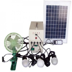China 20W solar home system-DC lighting system on sale