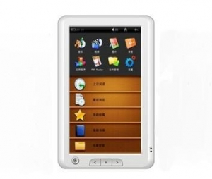 China 7Inch TFT E-BOOK Reader on sale