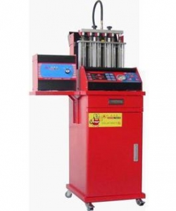 China Fuel Injector Analyzer & Cleaner on sale