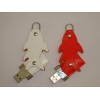 China OEM Fish Leather USB Flash Drive for sale