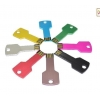 China OEM USB Key Shape Flash Drive for sale