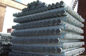China Pipes ERW Steel Pipes on sale