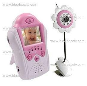 China Monitor .8TFT 2.4GHz Wireless Camera,Baby Monitor,Voice Control on sale
