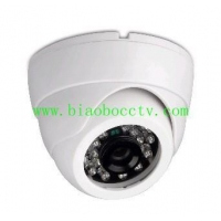 Cameras IR indoor plastic Dome Camera