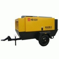 Portable Air Compressor 110KW Diesel Portable Compressor 400M-13