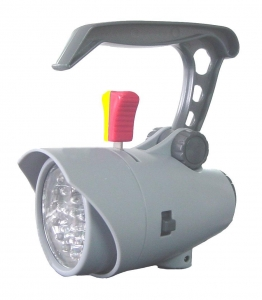 China Flashing lamp rechargeable flashlight on sale