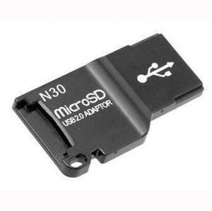 China USB 2.0 Micro SD TF Card Reader on sale