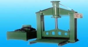 China rubber cutting machine XQ-660 rubber bale cutter on sale