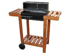 China Barbecue Grill with Shelv on sale