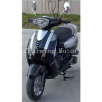 50cc Hybrid Motorcycle