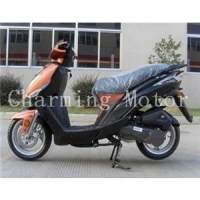 50cc Hybrid Scooter