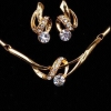 China J-39 Gold Plated Jewelry for sale