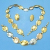 China J-33 Gold Plated Jewelry for sale