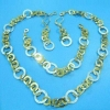 China J-32 Gold Plated Jewelry for sale