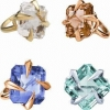 China Fashion Jewelry Rings with CZ Stone for sale
