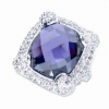 China Silver Gemstone Jewelry for sale