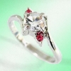 China GemStone Ring for sale