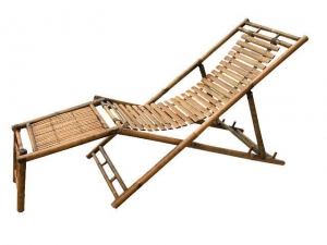 China Adjustable lying chaise longue on sale