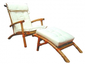 China Chaise Longue with Comfortable Footrest on sale