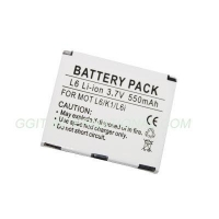 China Battery for Motorola L6/K1/L6i.... on sale