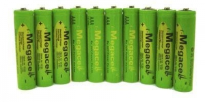 China Nickel Metal Hydride (NiMH) Rechargeable Batteries on sale