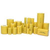 Nickel Cadmium (NiCd) Rechargeable Batteries